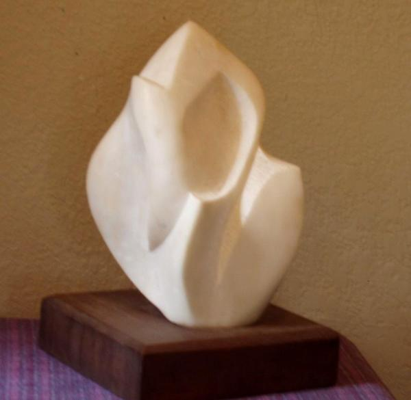 Marble Sculpture #3
