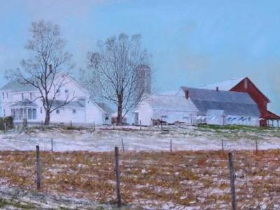 Amish Blues
