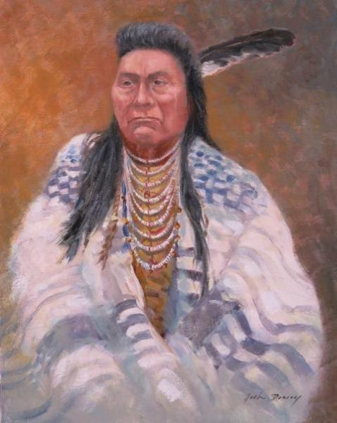 Chief Joseph's Tears