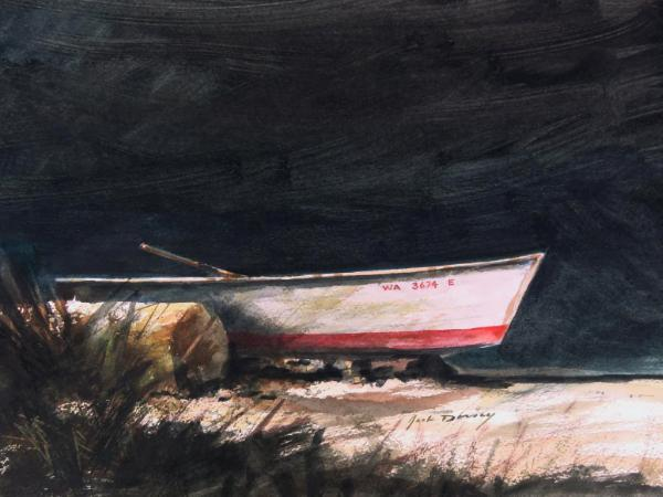 """Row Boat At Rest"""