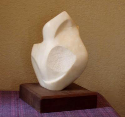 Marble Sculpture #1