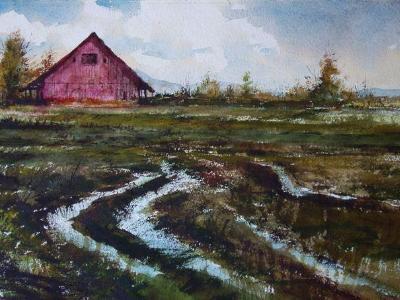 """""""Wet Fields""""  Sold"""