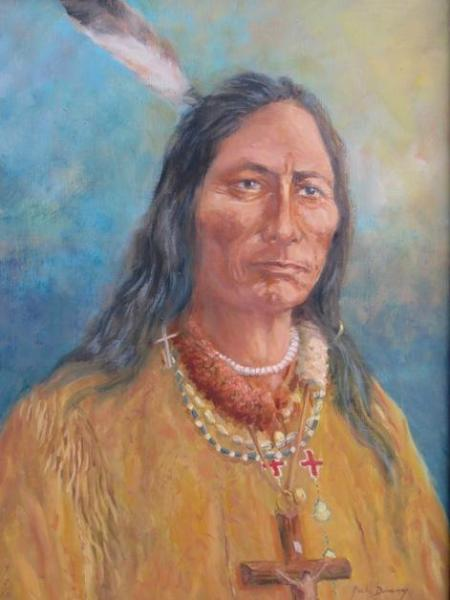 Long Feather (Dakota Pride)