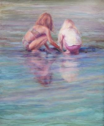 "Ann Cory's, ""Low Tide Treasures"""