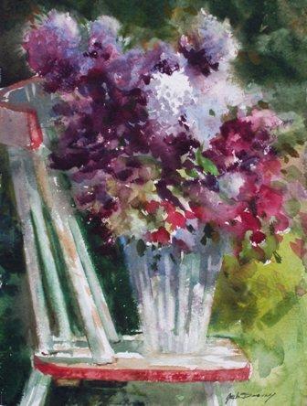 """""""Fragrance of Spring""""  Sold"""