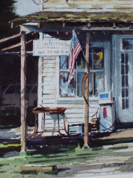 """Edgecomb Store"" Sold"