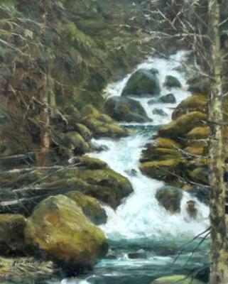 """Cascade Creek"""