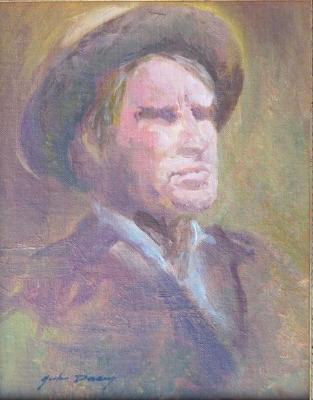 Cowboy Turned Artist