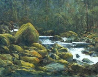 """""""Mossy Rock Creek"""""""