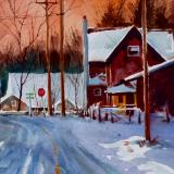 """Cederhome Winter""   Sold"