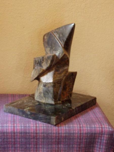 Soapstone Sculpture #3