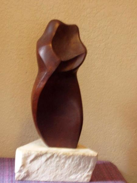 Wood Sculpture #1
