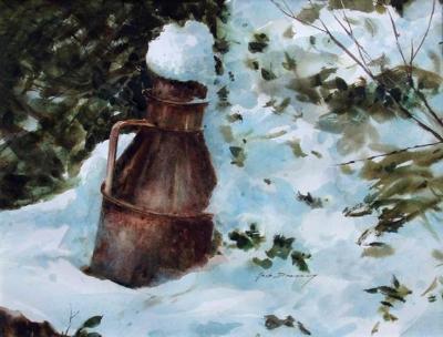 """""""Snow Puff"""""""