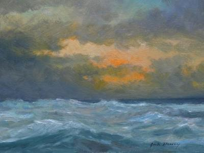 Surging Waves  ( Sold )