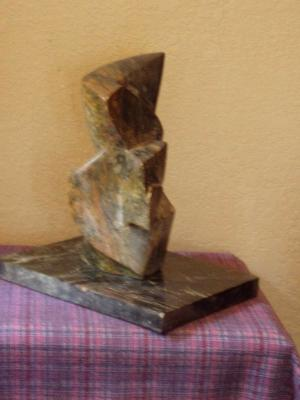 Soapstone Sculpture #2