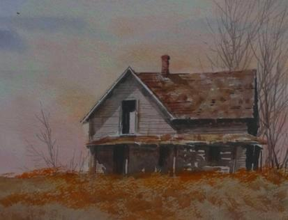 """Rhody Abandoned""  Sold"
